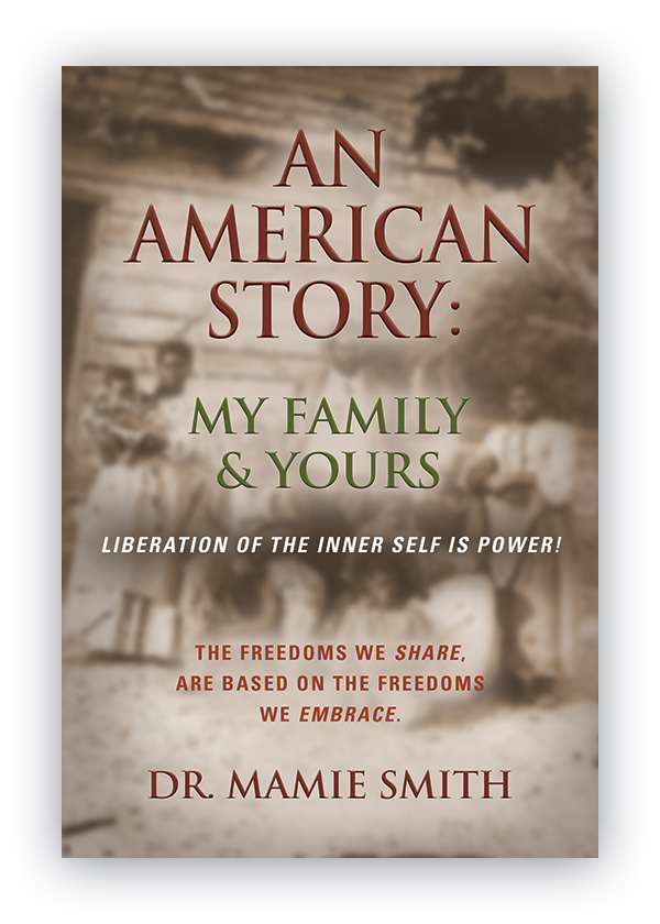 An American Story Book Cover